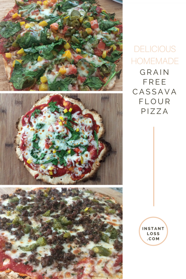 The Best Grain Free Pizza Crust Ever Instant Loss